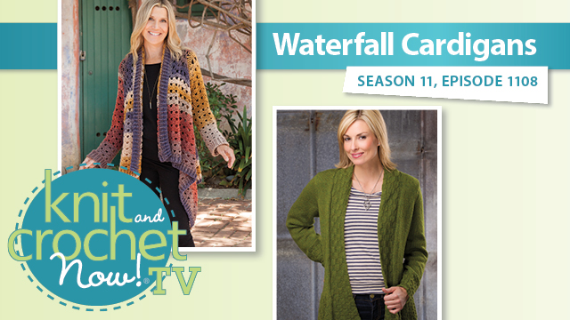 Waterfall Cardigans video