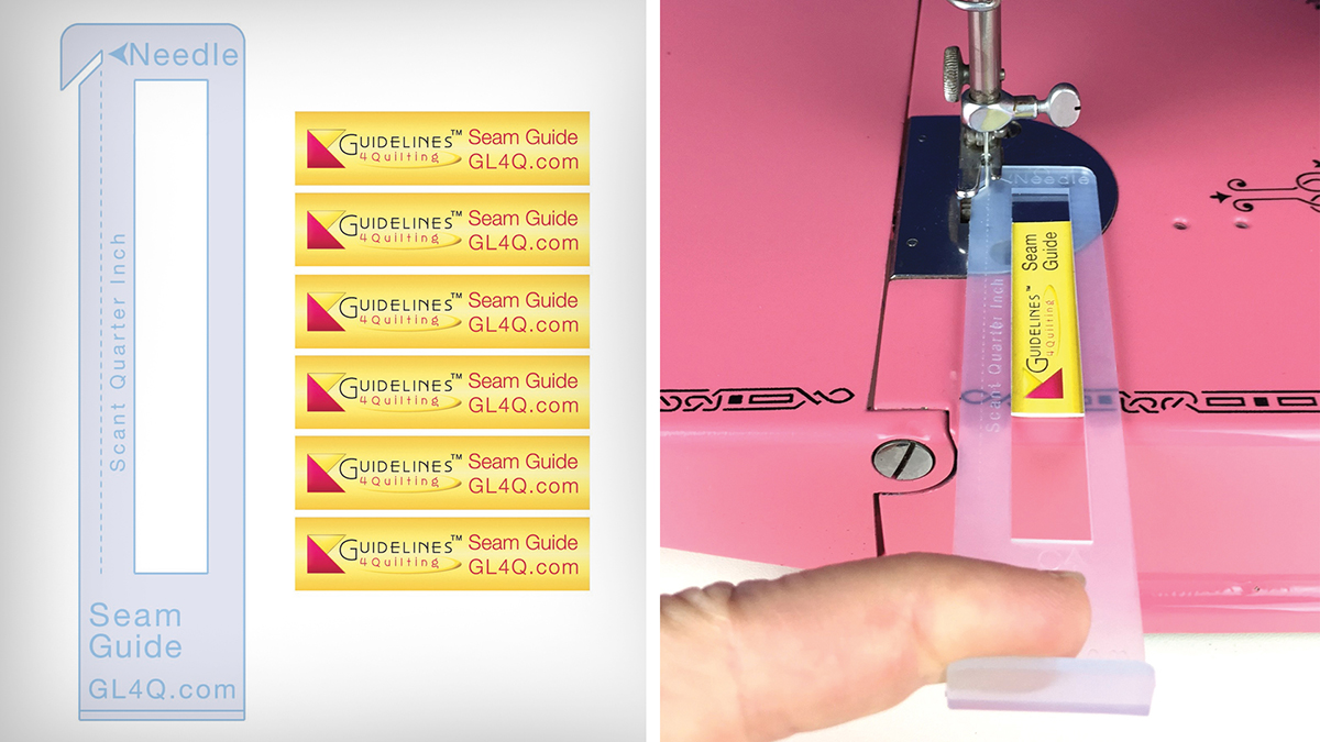 Products We Love: Super Easy Seam Guide Setter