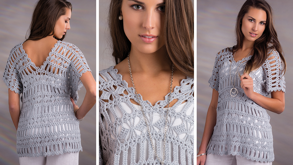 Learn, Make, Create!: Diamond Line Tunic