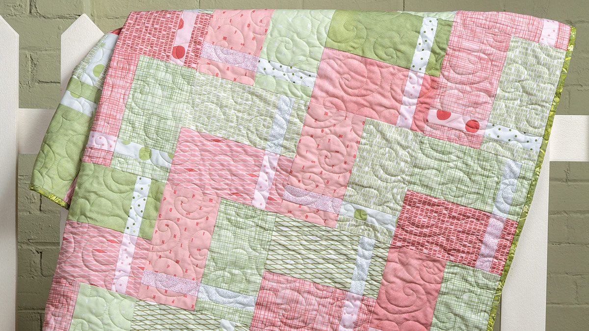 Learn, Make, Create!: The Bistro Quilt