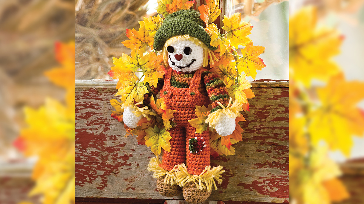 Learn, Make, Create!: Scarecrow Amigurumi