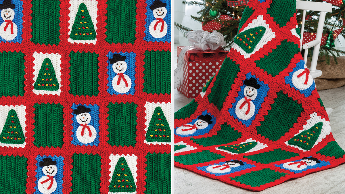 Learn, Make, Create!: Winter Fun Blanket