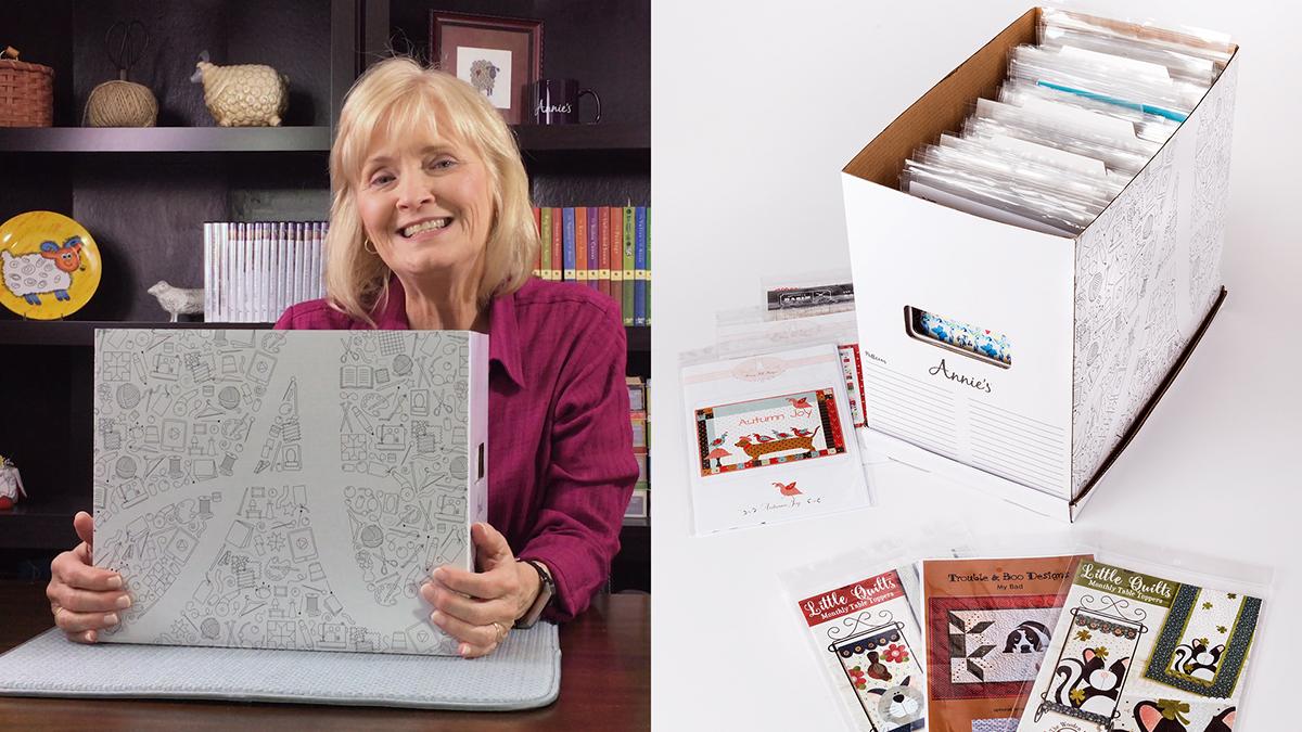 Products We Love: Pattern Organizer Box