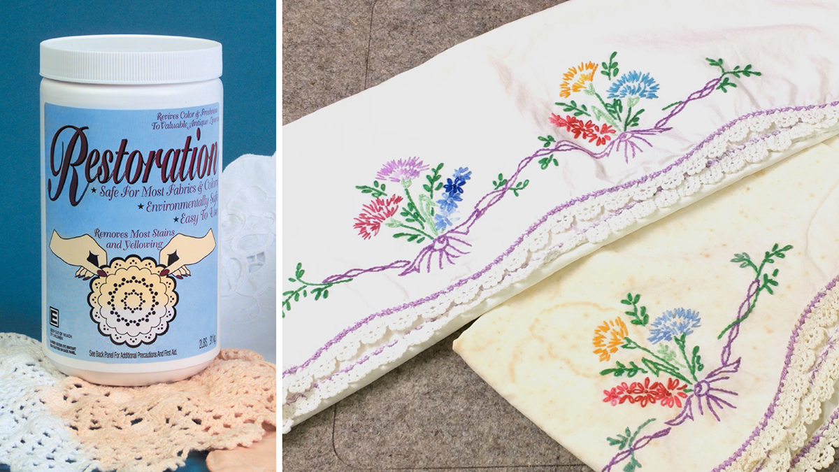 Products We Love: Restoration Fabric Restorer