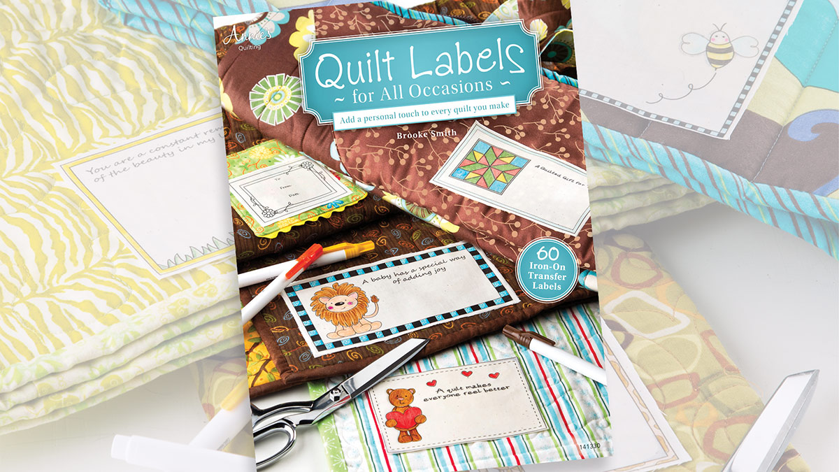 Quilt Labels for All Occasions video