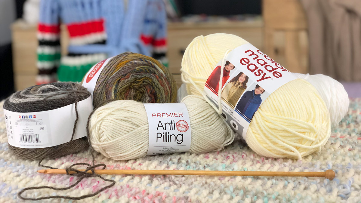 Quick Stitches & Tips: Washing & Drying Acrylic Fiber Projects