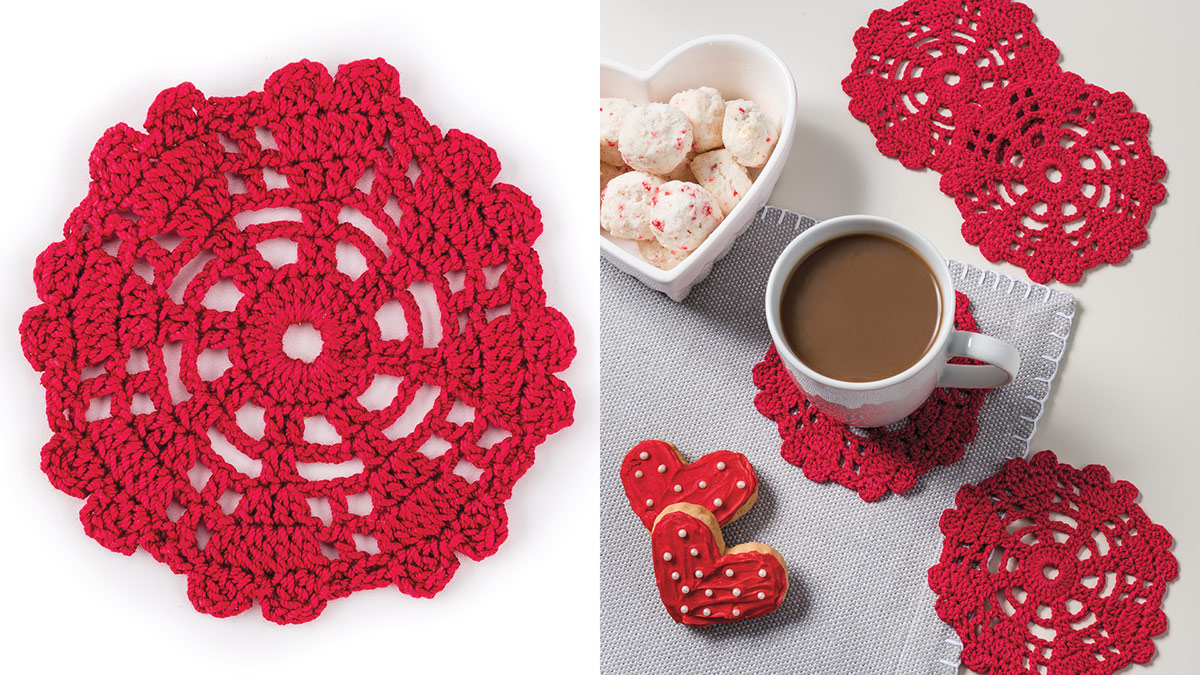 Learn, Make, Create!: With Love Coaster