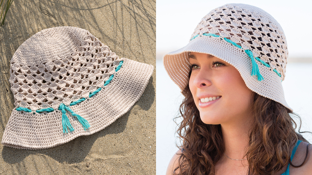 Learn, Make, Create!: Coral Reef Hat