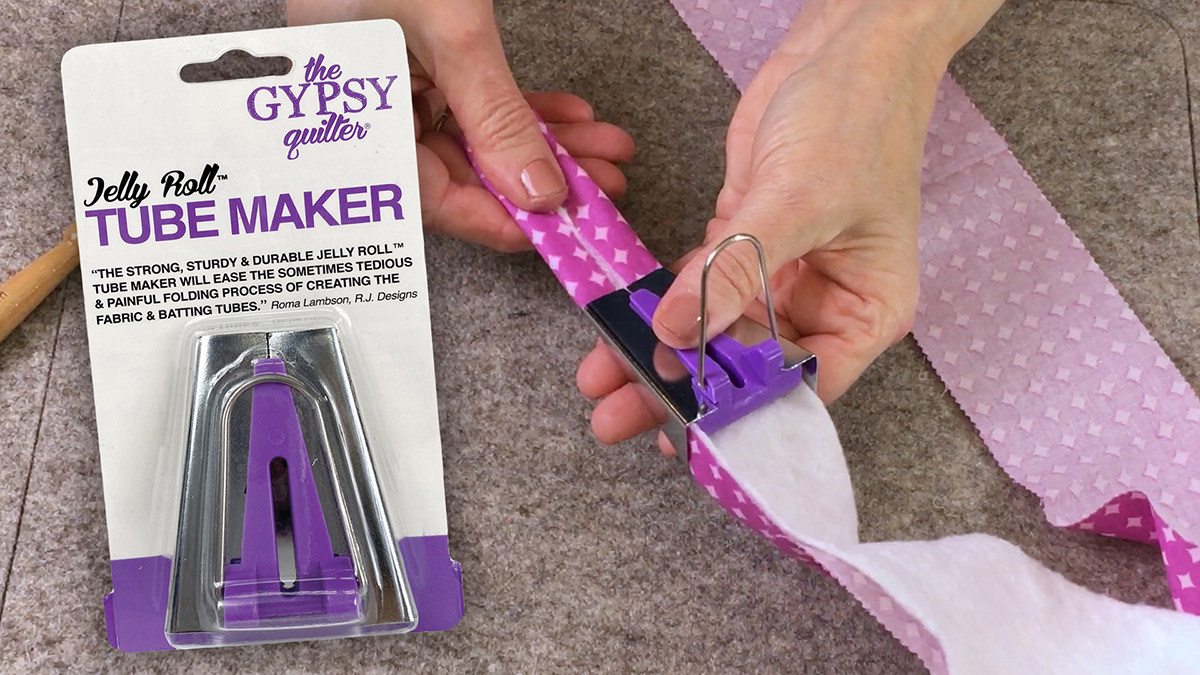 Products We Love: Jelly Roll Tube Maker