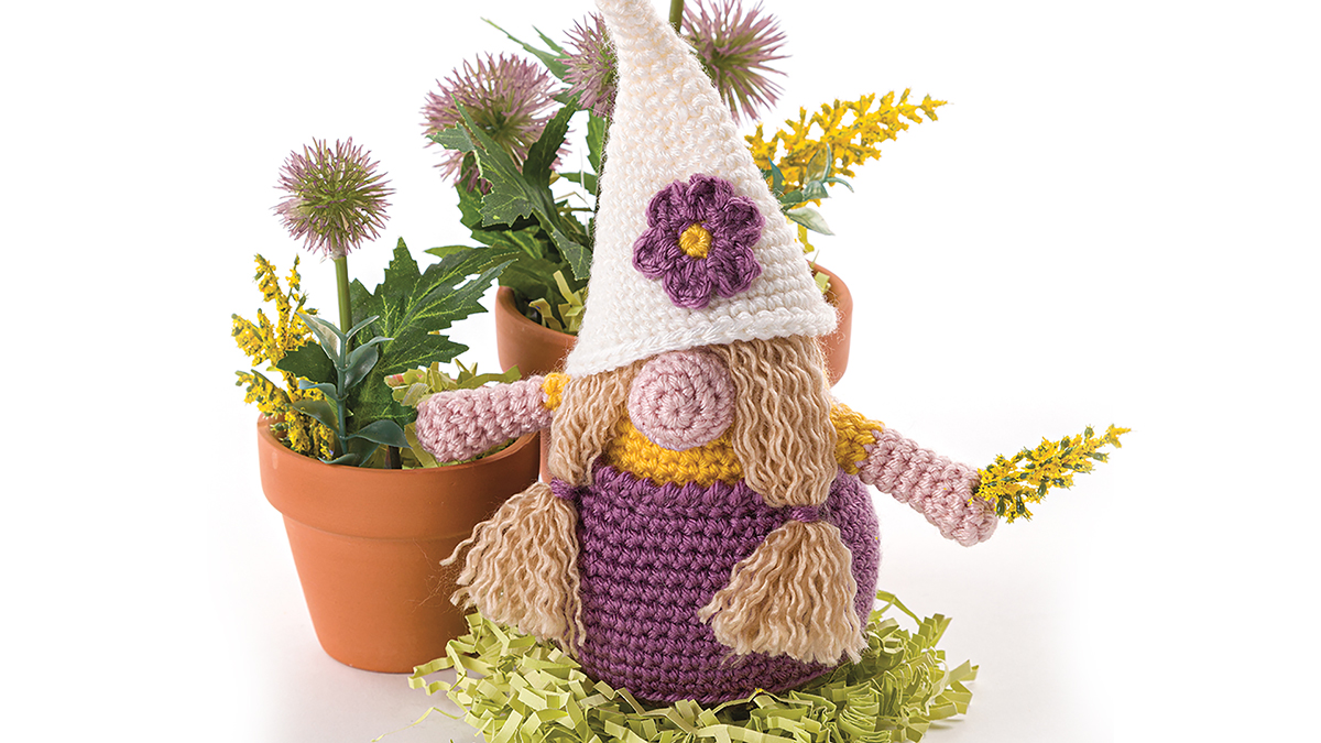 Learn, Make, Create!: Blossom the Gnome