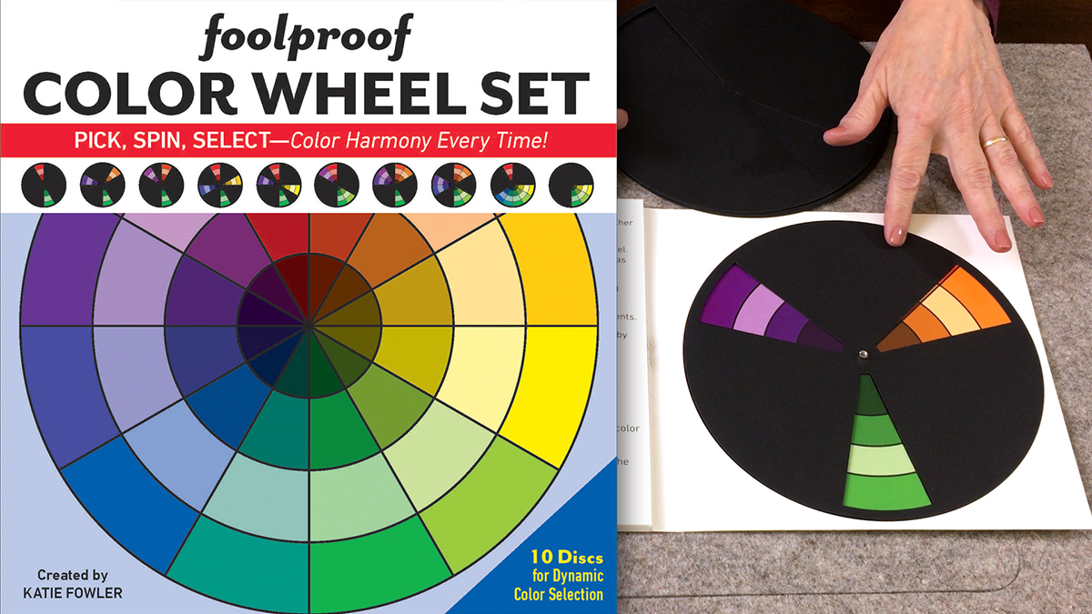 Products We Love: Foolproof Color Wheel Set