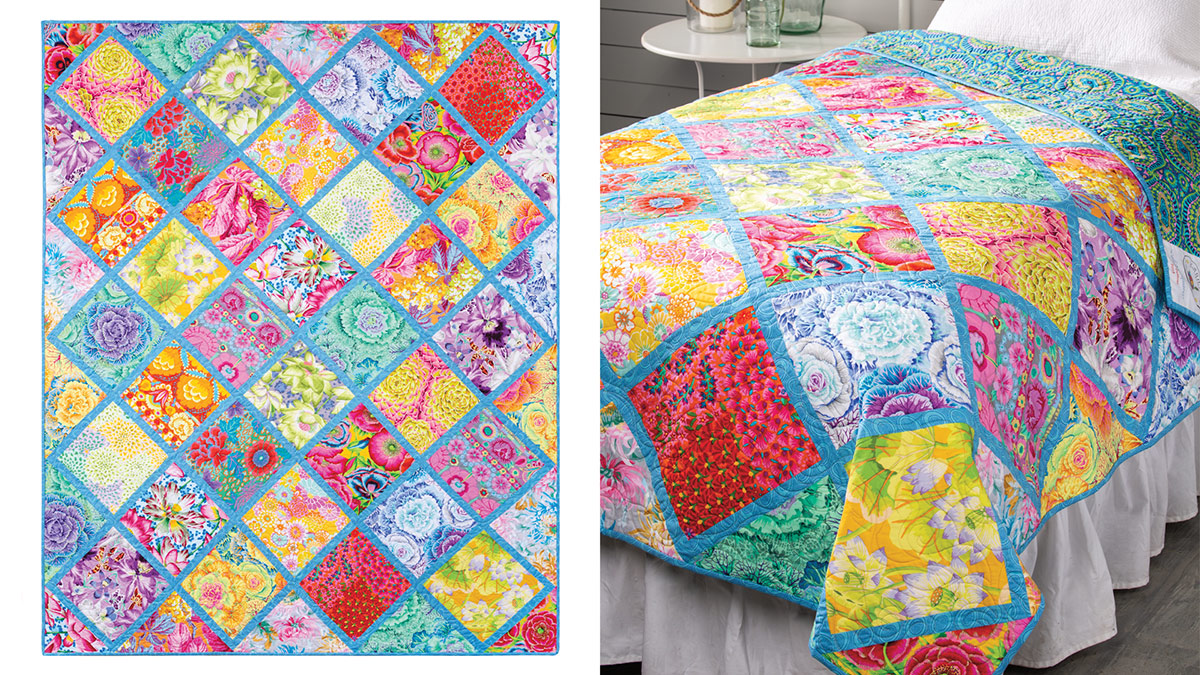 Learn, Make, Create!: Call Me Square Quilt