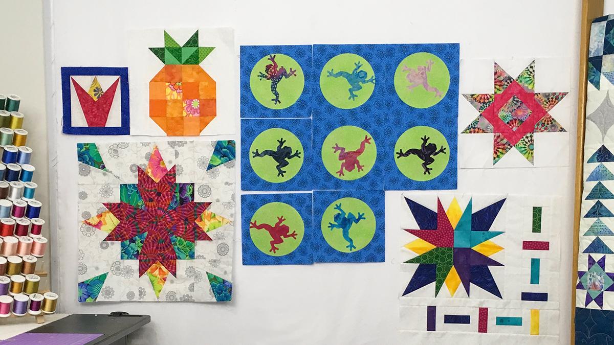 Quilt & Sew Tips: Make A Design Wall