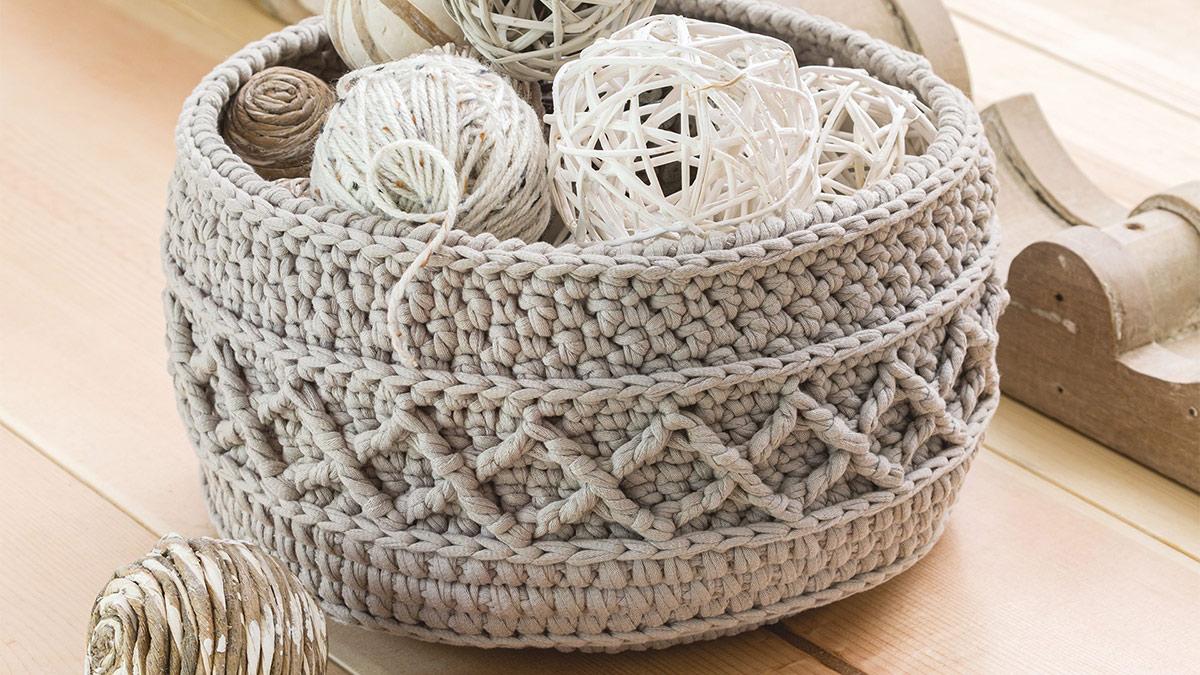Learn, Make, Create!: Ashford Basket