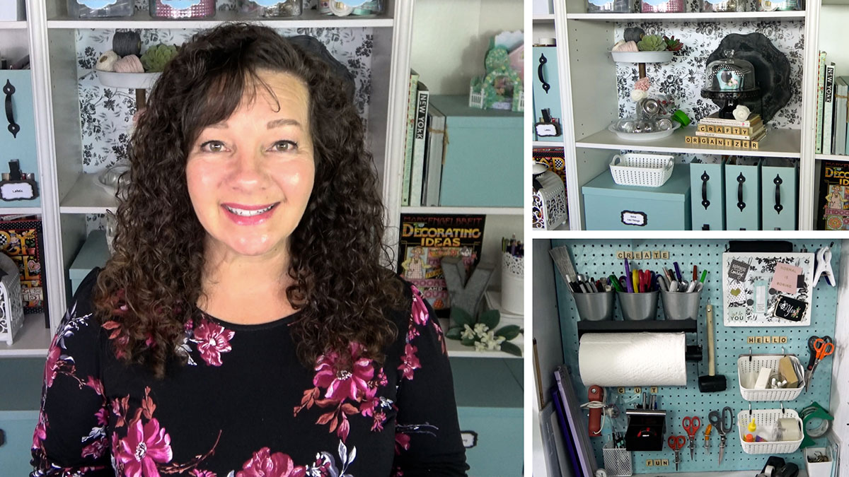 Uncluttered Crafter: Get Your Garage in Gear