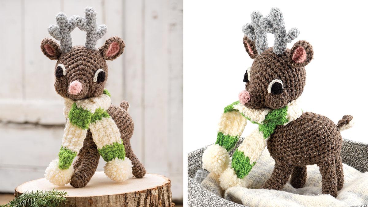 Learn, Make, Create!: Little Reindeer