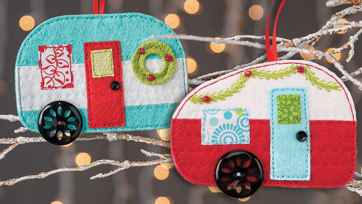 Learn, Make, Create!: Christmas Campers