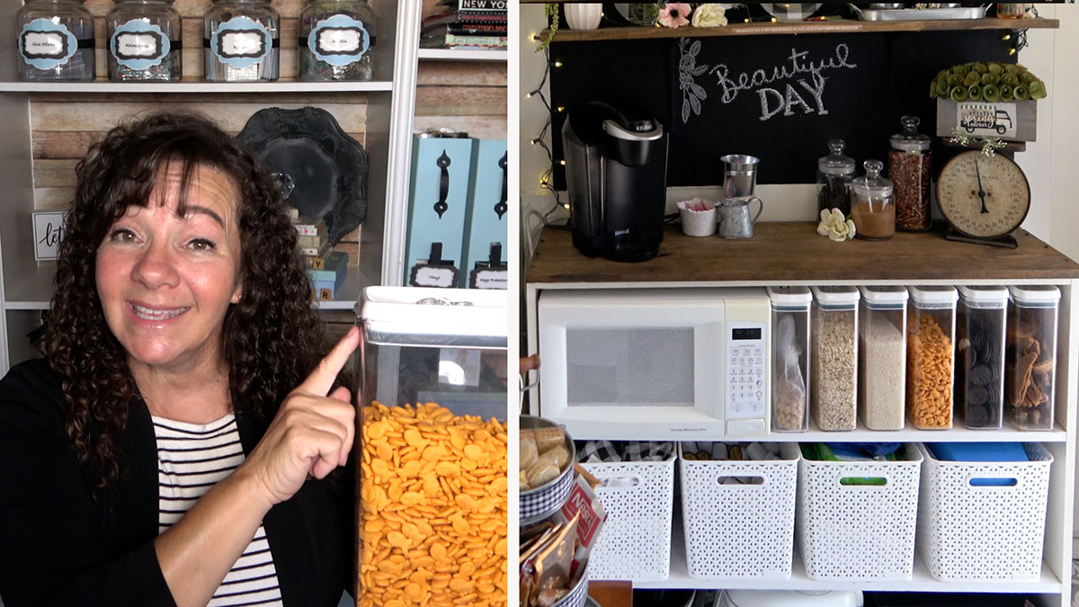 Uncluttered Crafter: Pantry Hacks for Clever Organization