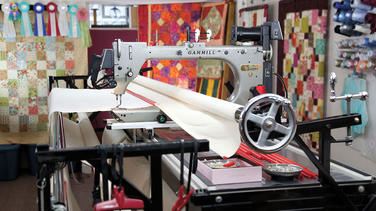 Quilt & Sew Tips: Working with a Longarmer