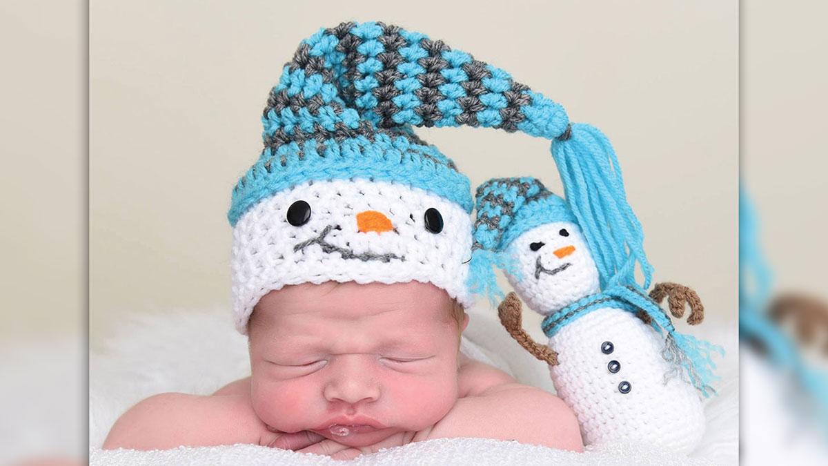 Learn, Make, Create!: Snowman Hat & Stuffy