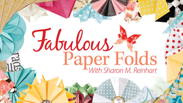 Online Classes: Fabulous Paper Folds