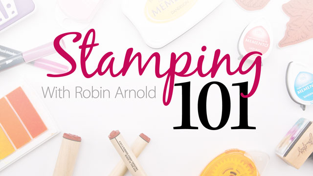 Online Classes: Stamping 101