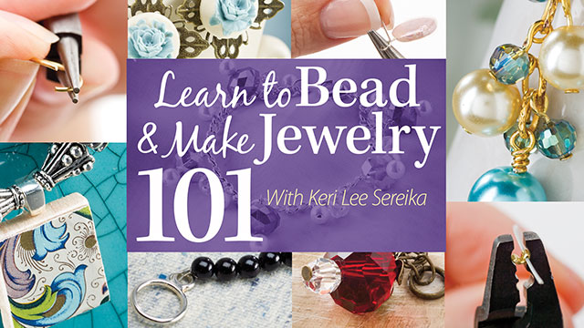 Online Classes: Learn to Bead & Make Jewelry 101