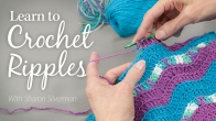 Learn to Crochet Ripples