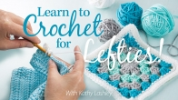 Learn to Crochet for Lefties!