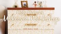Ugly Dresser Makeover