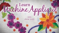 Learn Machine Applique