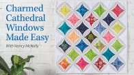Charmed Cathedral Windows Made Easy Online Class