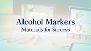 Alcohol Markers: Materials