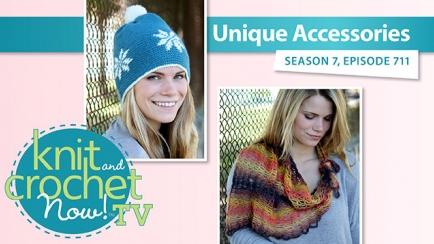 Knit and Crochet Now! Season 7: Unique Accessories