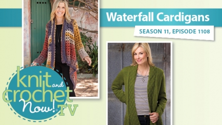 Waterfall Cardigans
