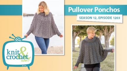 Pullover Ponchos