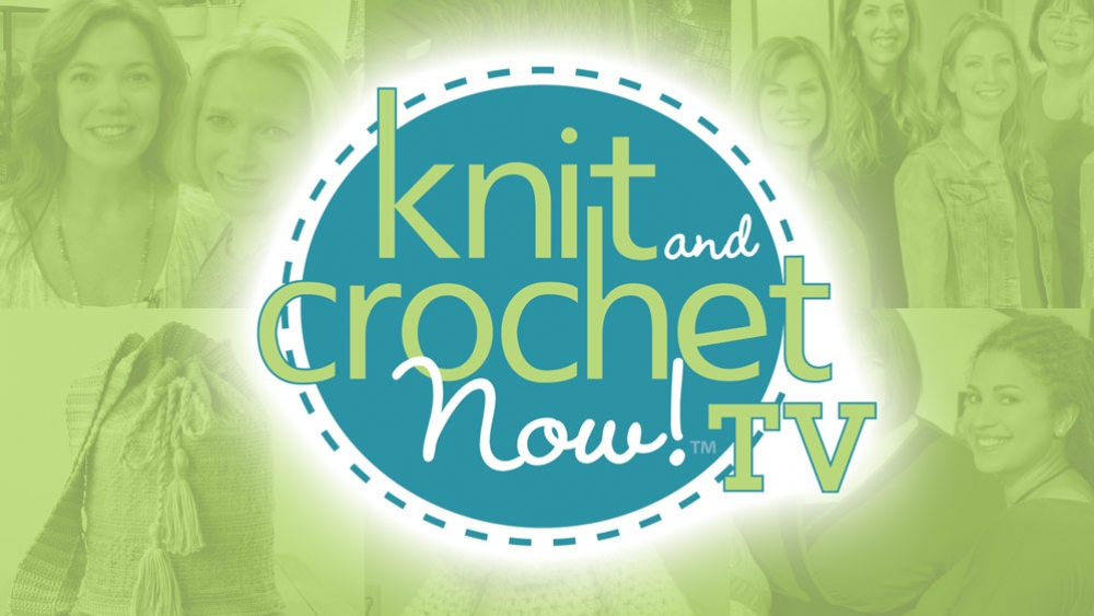 Knit and Crochet Now! poster image