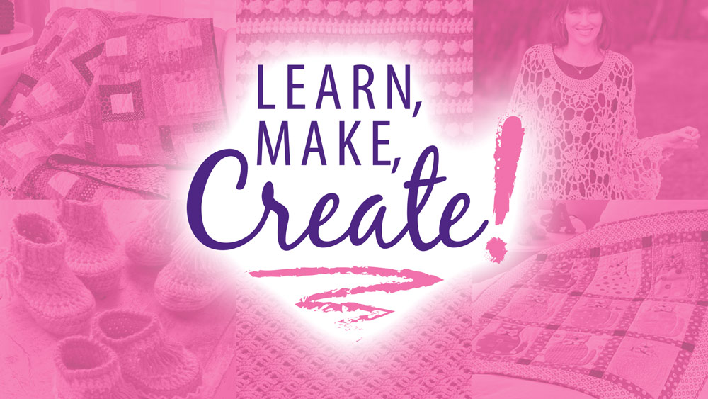 Learn, Make, Create! poster image