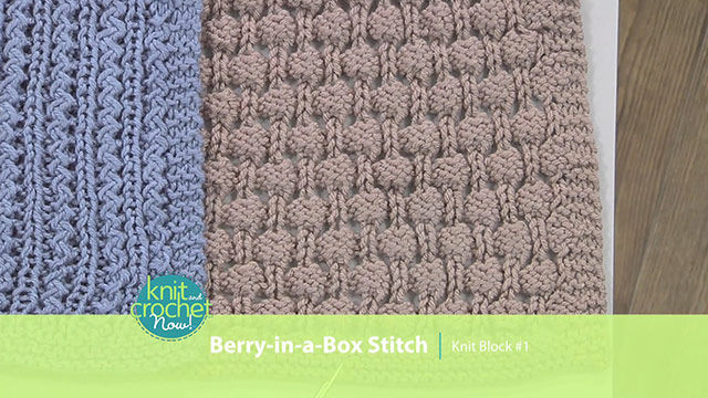 Berry-in-a-Box Stitch