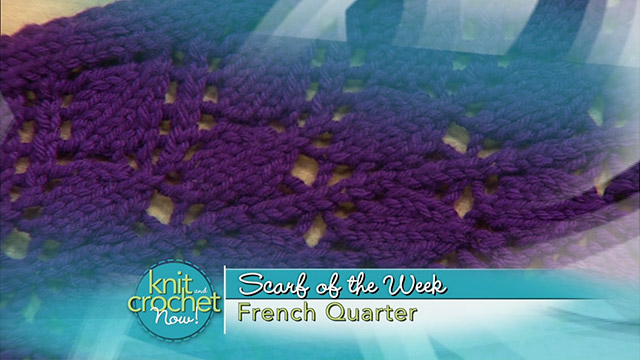 French Quarter Scarf