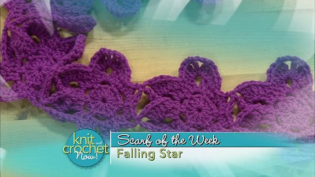 Falling Star Scarf