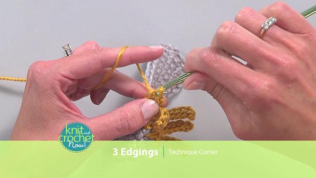 3 Edgings