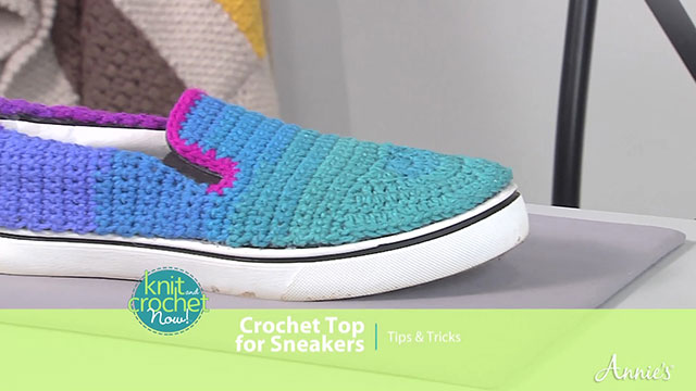 Crochet Top for Sneakers
