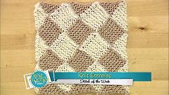 Knit Entrelac