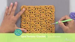 Crochet Lace Texture