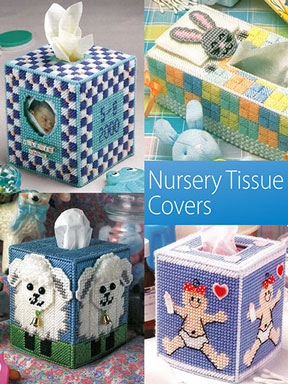 Nursery Tissue Covers