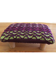 Footstool Cover