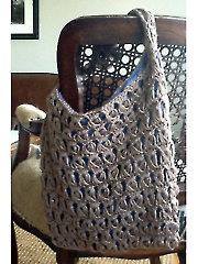 Broomstick Lace Bag
