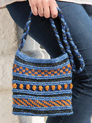 Autumn Sky Purse