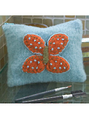 Butterfly Make-up Bag